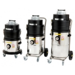 MEVA ATEX approved Vacuum Cleaners 20, 30 and 45