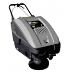 Pro Range Battery Powered Walk Behind Floor Sweepers