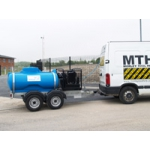 Contractor Plus 200-22 Hot Water Bowser Pressure Washer