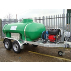 Cold Water 2250Ltr Bowser With NATO Hitch
