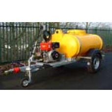 Sitemaster Pressure Washer and Water Bowser