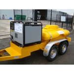 Hot Water Mobile Jetter