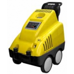 Pro Range Compact 600 hot water pressure washer, offers fantastic value for money