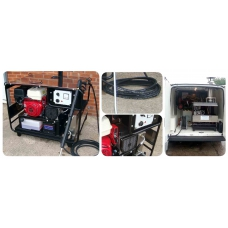 Contractor P200 Engine Driven Pressure Washer