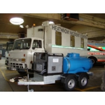 Hot Water Jetter for Airport