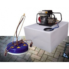 Patio Cleaners with Water Tank