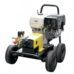 Pro Range Powermax 200 11P, a cold-water high pressure cleaner use where there is no electrical supply