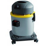 Pro Range 35 1-P A Wet and Dry Vacuum Cleaner, comes complete with comprehensive accessories.